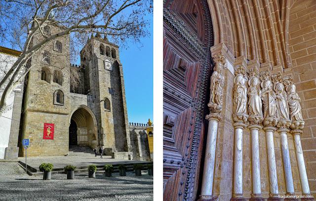 Sé Catedral de Évora, Portugal
