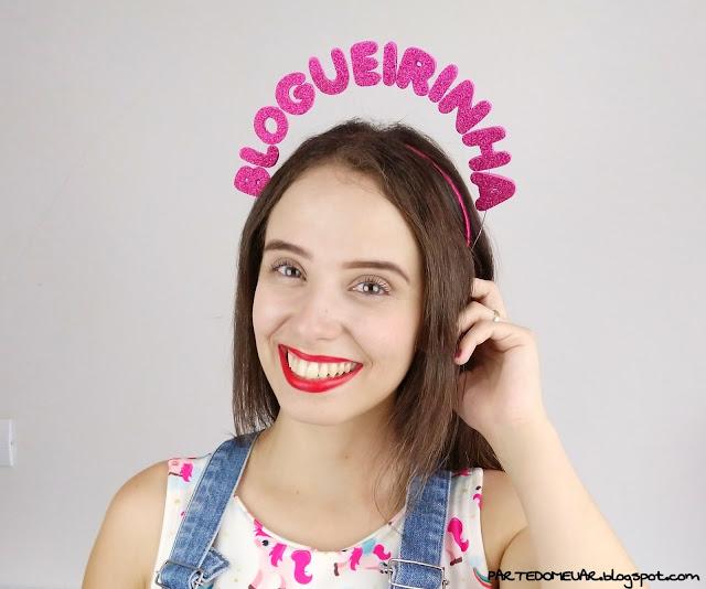 tiara carnaval blogueirinha