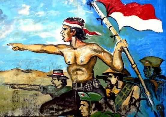 gambar pahlawan 17 agustus