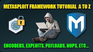 metasploit exploits encoders and nops