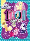 My Little Pony MLP The Movie: 1000 Sticker Activity Book Books