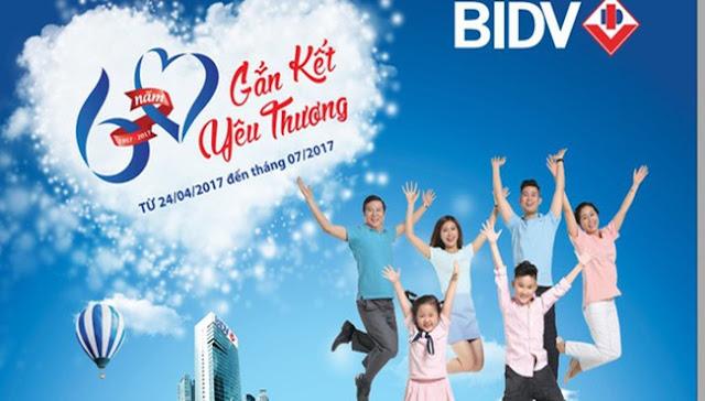 Tiện ích và cách đăng ký thẻ BIDV Flexi