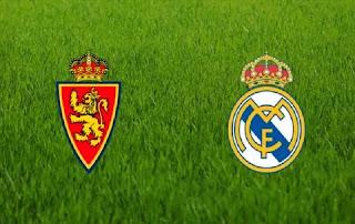 Реал Мадрид - Сарагоса смотреть онлайн бесплатно 29 января 2020 прямая трансляция в 23:00 МСК.
