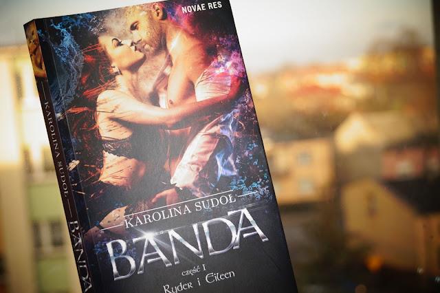 """Banda, cz.I. Ryder i Eileen"" Karolina Sudoł"