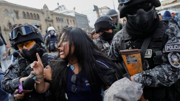 Misión argentina: Gobierno de facto en Bolivia responsable de delitos de lesa humanidad