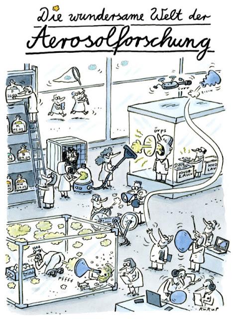 Aerosole, Übertragung, Luft, Virus, lüften, Raum, Räume, geschlossen, Zirkulation, Tröpfchen, Tröpfcheninfektion, Abstand, AHA