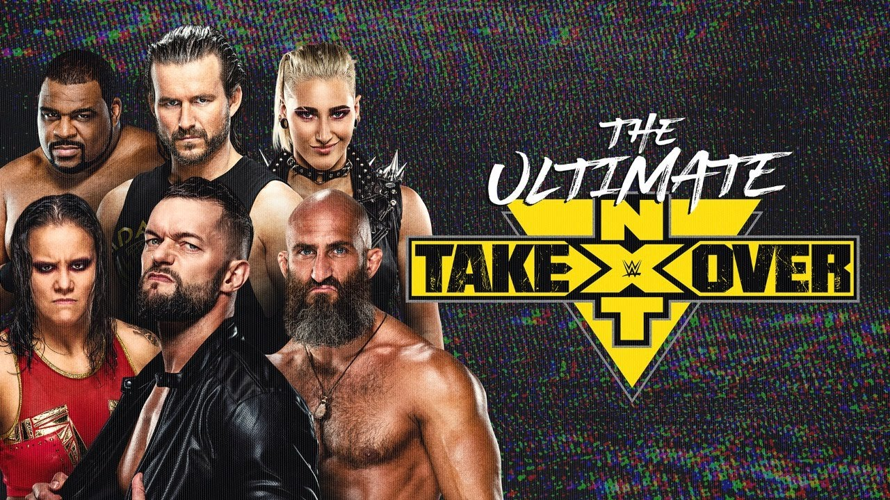 Fantasy Booking Ultimate NXT TakeOver Matches Lineup