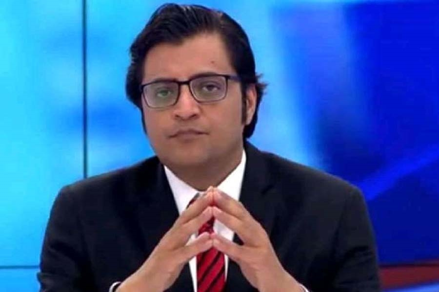 अर्नब गोस्वामी के आवेदन को बॉम्बे उच्च न्यायालय में एक परामर्श तक टाल दिया