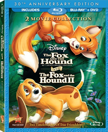 The Fox And The Hound 1981 Dual Audio Hindi 480p BRRip 280mb