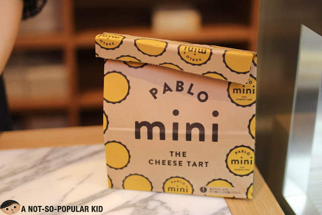 Pablo Cheesecake Minis