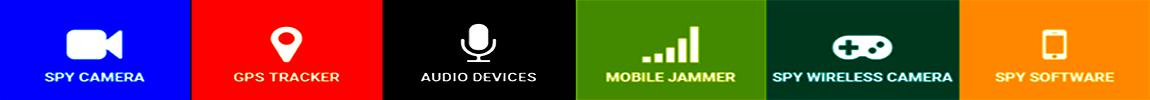 spy shop online banner