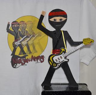 Ninja Alex J. Cavanaugh #IWSG