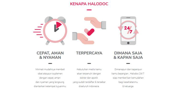 Kelebihan Aplikasi Halodoc Konsultasi Dokter