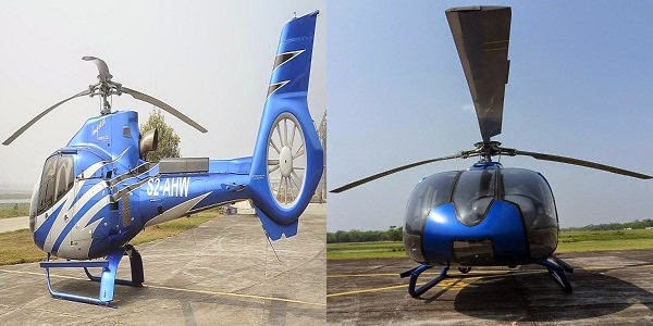 Helicopter Rent from Impress Aviation