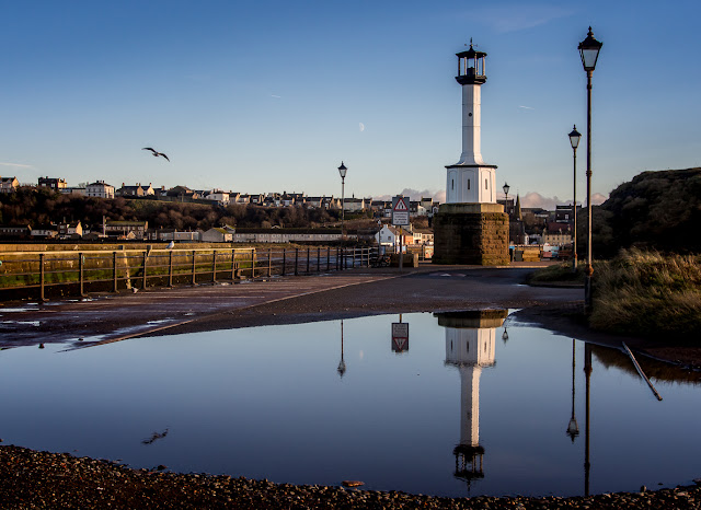 Photo of Maryport Lighthouse