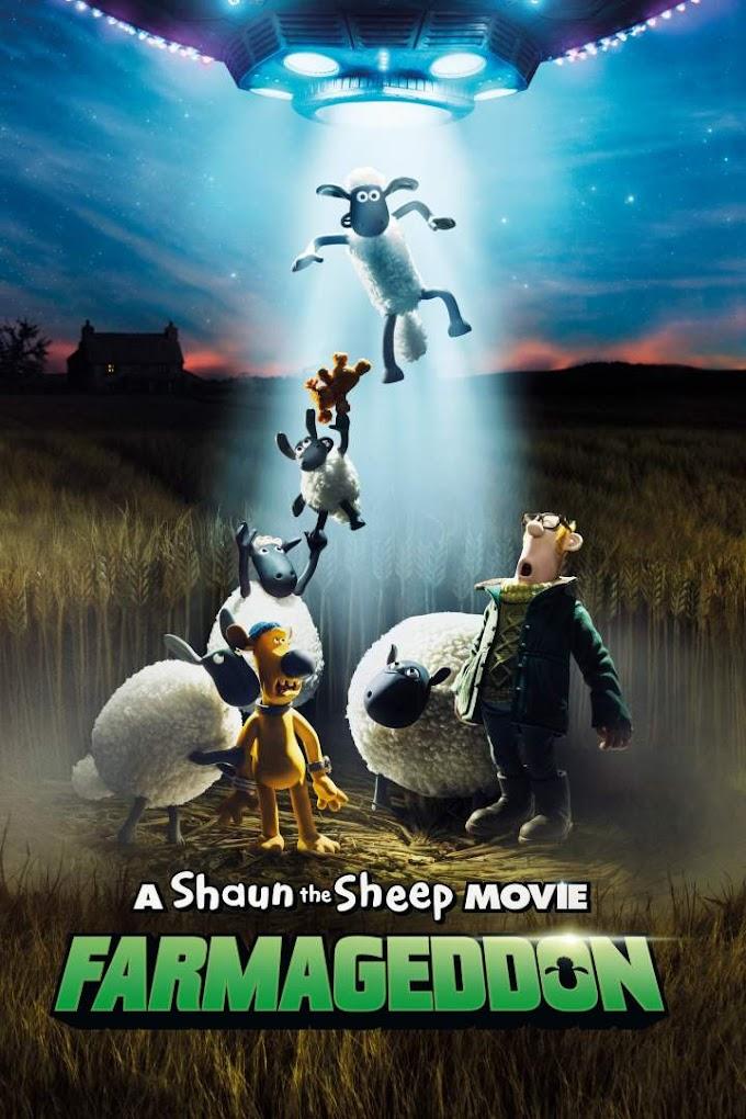 Movie: A Shaun the Sheep Movie: Farmageddon (2019)