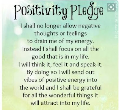 Positive Thoughts Meaning