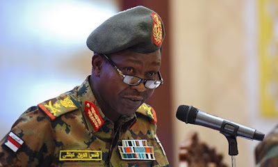 Sudan suspended for no Civilian rule in Country