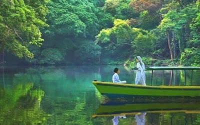 Danau Indah Gambuhan Pemalang Jawa Tengah