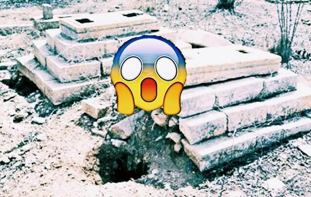 سيدة تونسية تدفن بالخطأ وتخرج من القبر بسبب حمارين