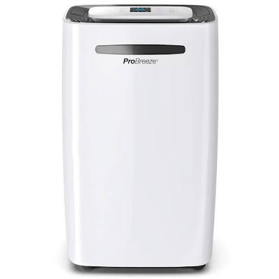 Pro Breeze 20L Dehumidifier