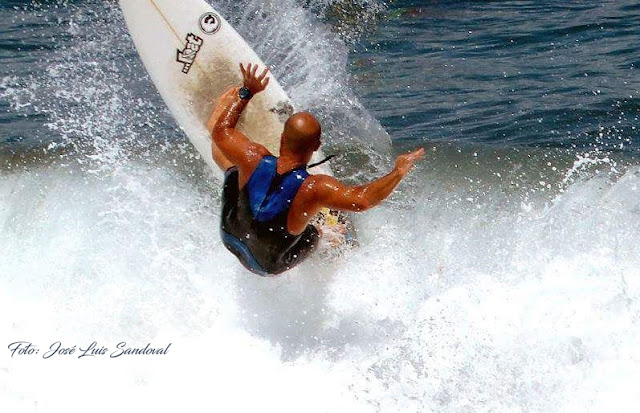 El Open LPA Surf City 2017 se celebrará en La Cicer, playa de Las Canteras