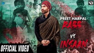 Rabb Vs Insaan Lyrics Preet Harpal