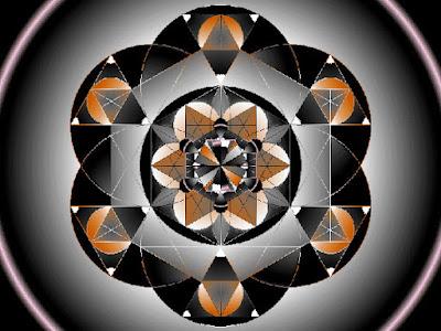 Benih Kehidupan Ankh, Simbol Geometri Suci