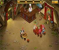 لعبة اميرة المطعم Princess of Tavern للبنات