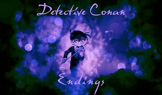 Detective Conan Theme Song Collection (Ending)