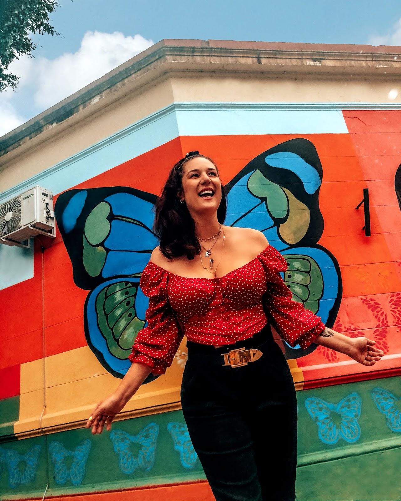 MURALES EN PALERMO - PALERMO STREET ART