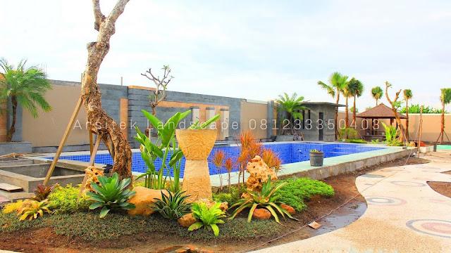 Harga/biaya pembuatan taman per meter persegi