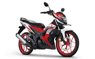 Harga Honda Sonic 150 di Bali