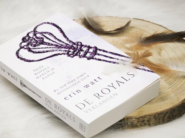 Boek Review | Erin Watt - De Royals 4 (Verlangen)