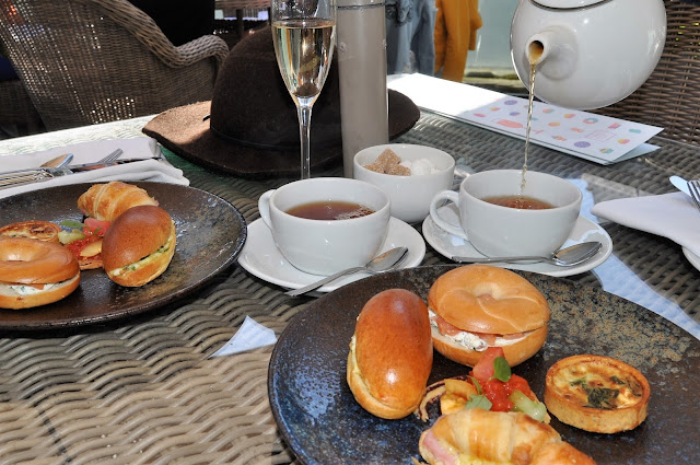 Days Out in Brighton - Hotel du Vin Afternoon Tea, photo by modern bric a brac