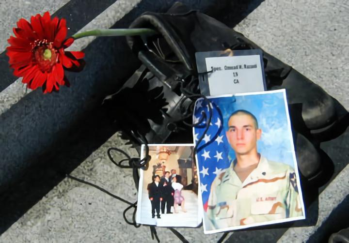 Lima Tentara Muslim Amerika Ini Tewas Saat Bela Negara Di Medan Perang