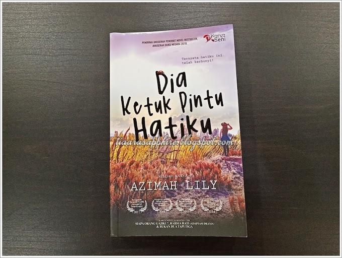 Novel | Dia Ketuk Pintu Hatiku by Azimah Lily