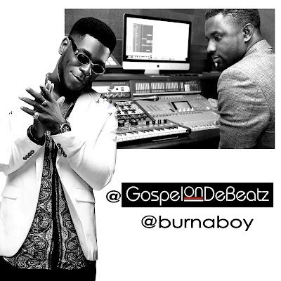 VIDEO: GospelONDbeatz x Burna Boy - Celebrate