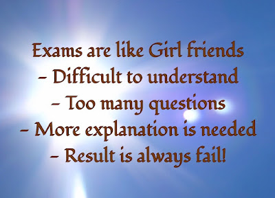 Good Exams Quotes