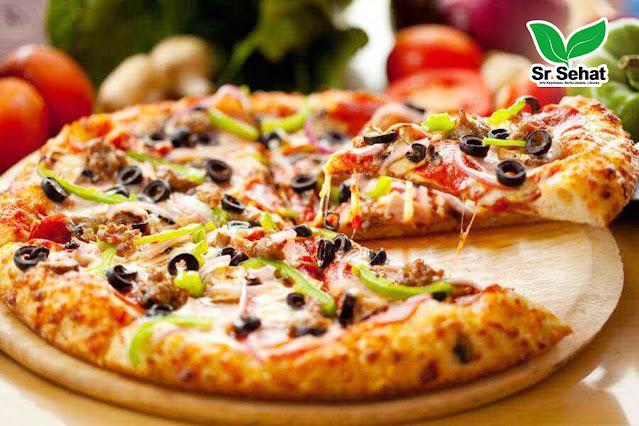 Resep Praktis pizza Rumahan...Rekomendasi untuk anak-anak , Keluarga......