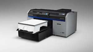 SKSD dengan Printer DTG (Direct To Garment)