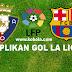 Cuplikan Gol Osasuna Vs Barcelona 0-3