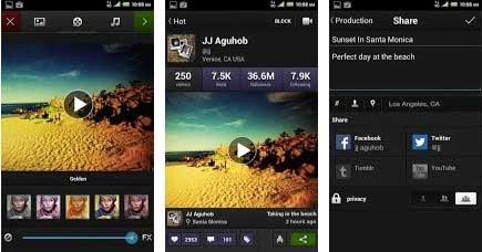 Aplikasi Hp Android untuk Edit Video