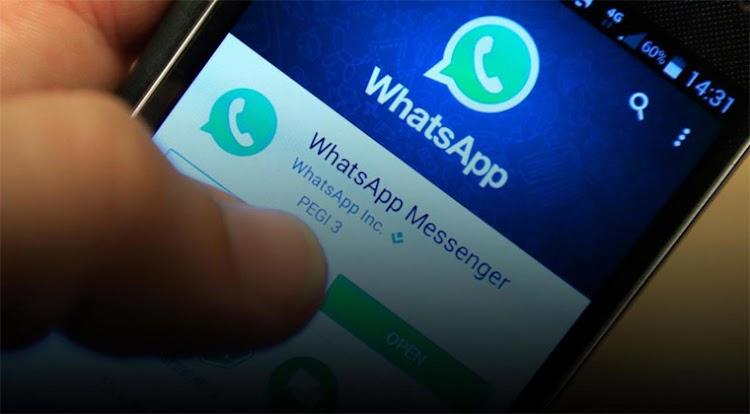 Cara Download File Dokumen Microsoft Word di WhatsApp