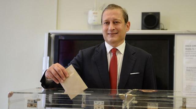 Galatasaray'ın en genç başkanı Burak Elmas!