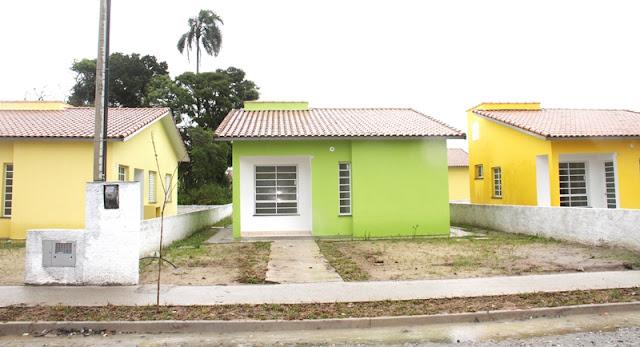 Ilha Comprida convida para entrega das casas populares  do Conjunto  Morar Bem, Viver Melhor 10/12