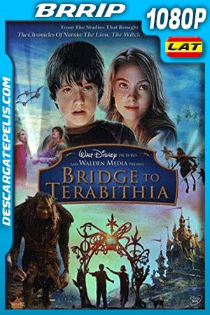 El mundo mágico de Terabithia (2007) 1080p BRrip Latino – Ingles