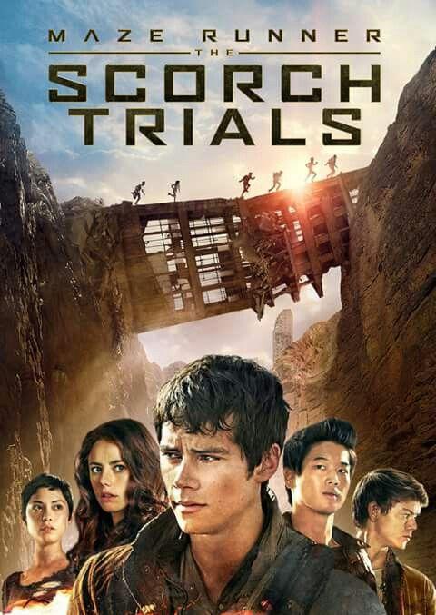 Maze Runner: The Scorch Trials (2015) BluRay Dual Audio [Hindi (ORG 2.0) & English] 1080p 720p & 480p [x264/HEVC] HD   Full Movie