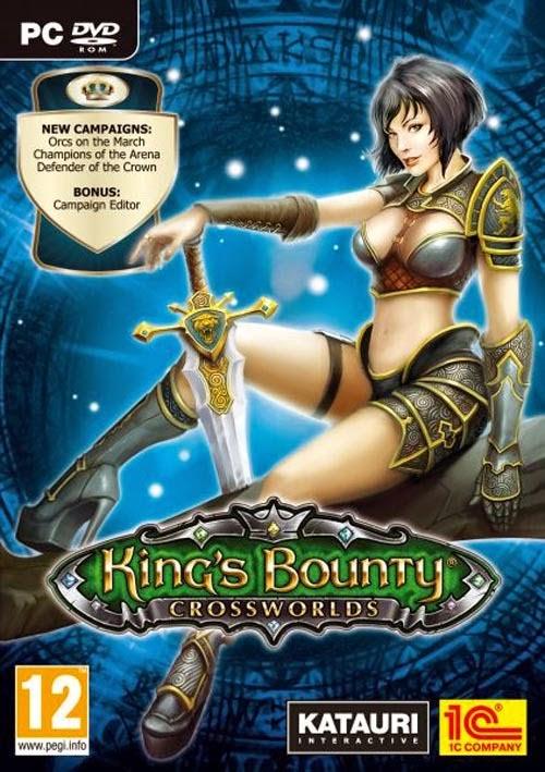 Kings Bounty Crossworlds Multilenguaje ESPAÑOL PC (PROPHET) 1