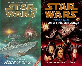 Sötét erők ébredése Star Wars regény